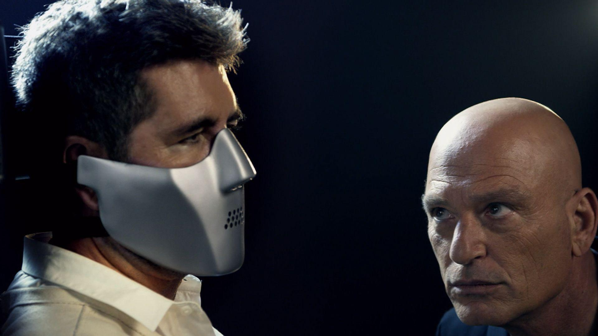 Simon Cowell is way too good channeling Hannibal Lecter in new