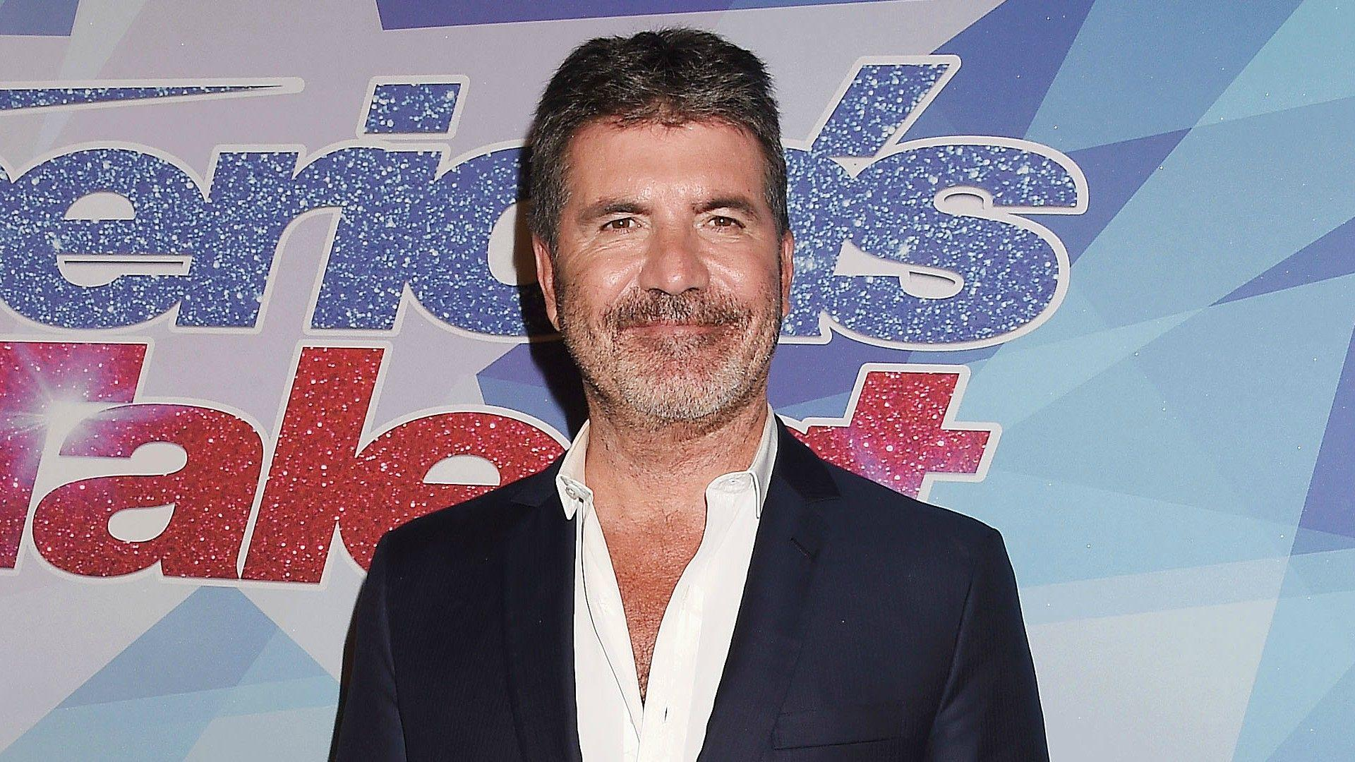 Simon Cowell Gives Health Update After Being Rushed to the Hospital