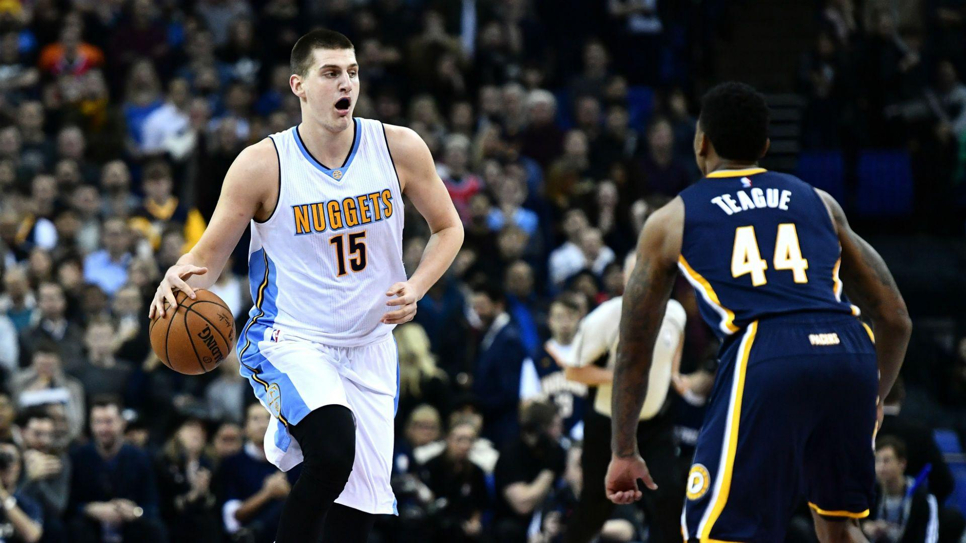 As Nikola Jokic's rise continues, Nuggets seek to deal frontcourt ...