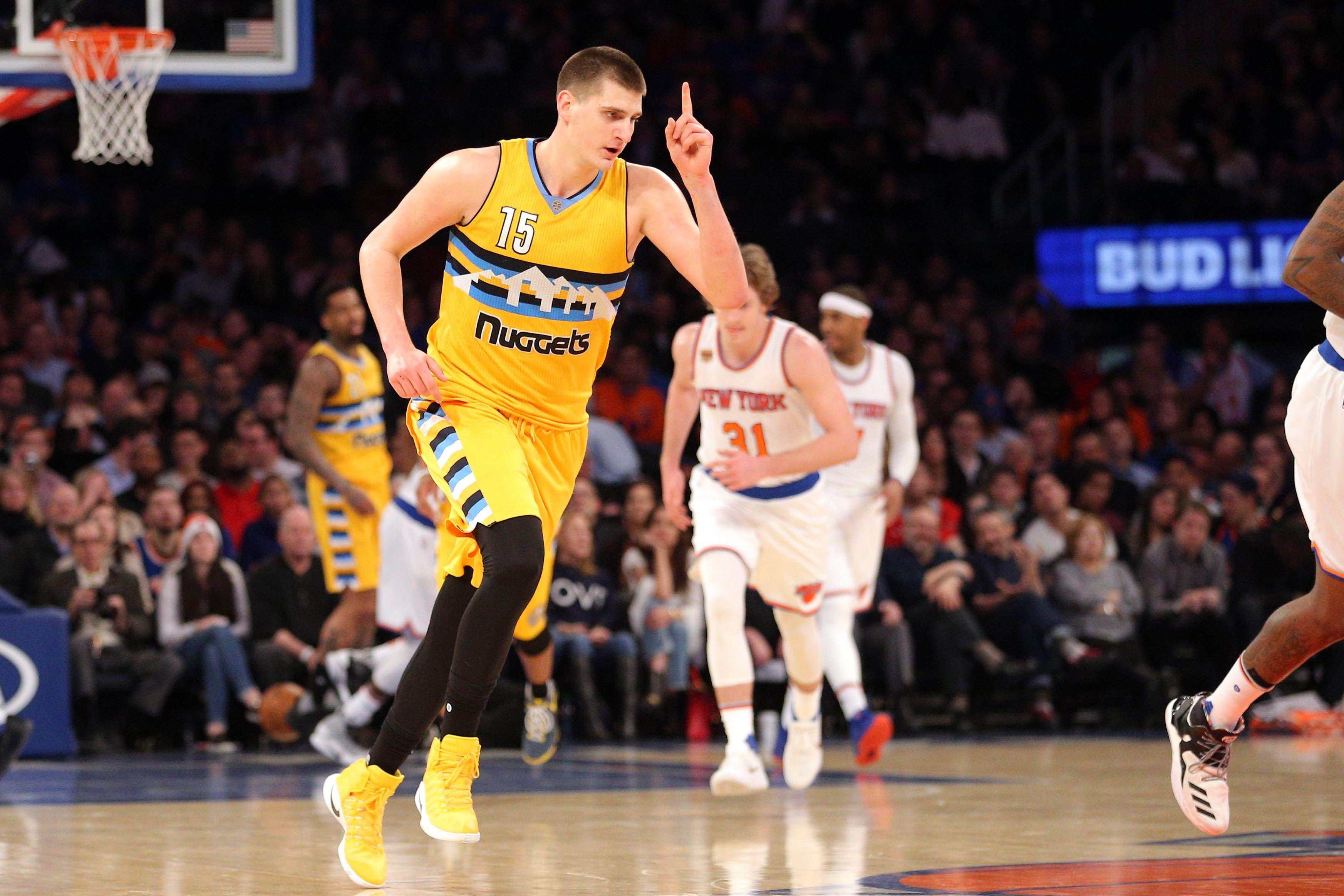 Embracing the magic of Nikola Jokic - Denver Stiffs