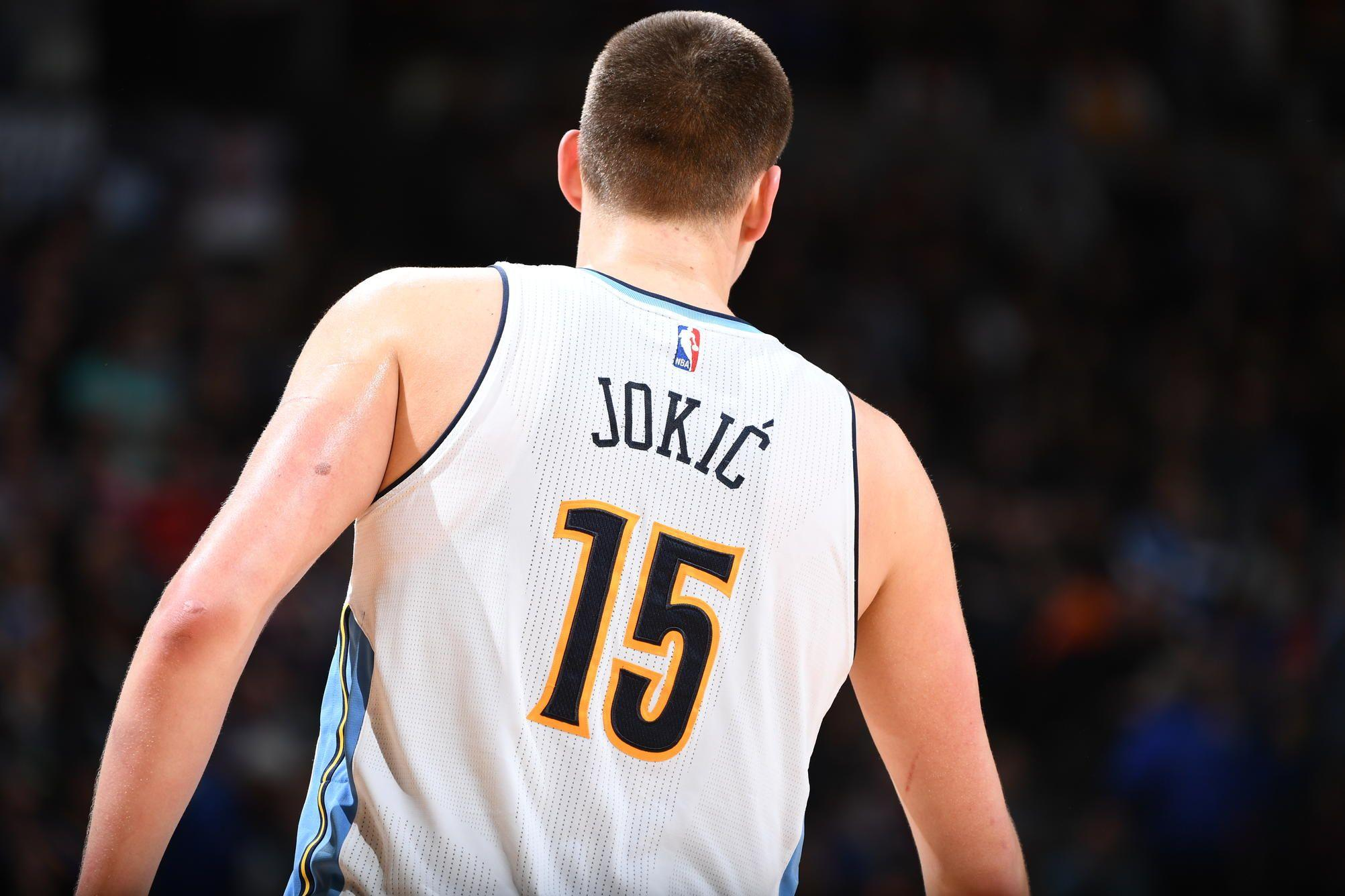 2016-17 Player Profile: Nikola Jokić | Denver Nuggets