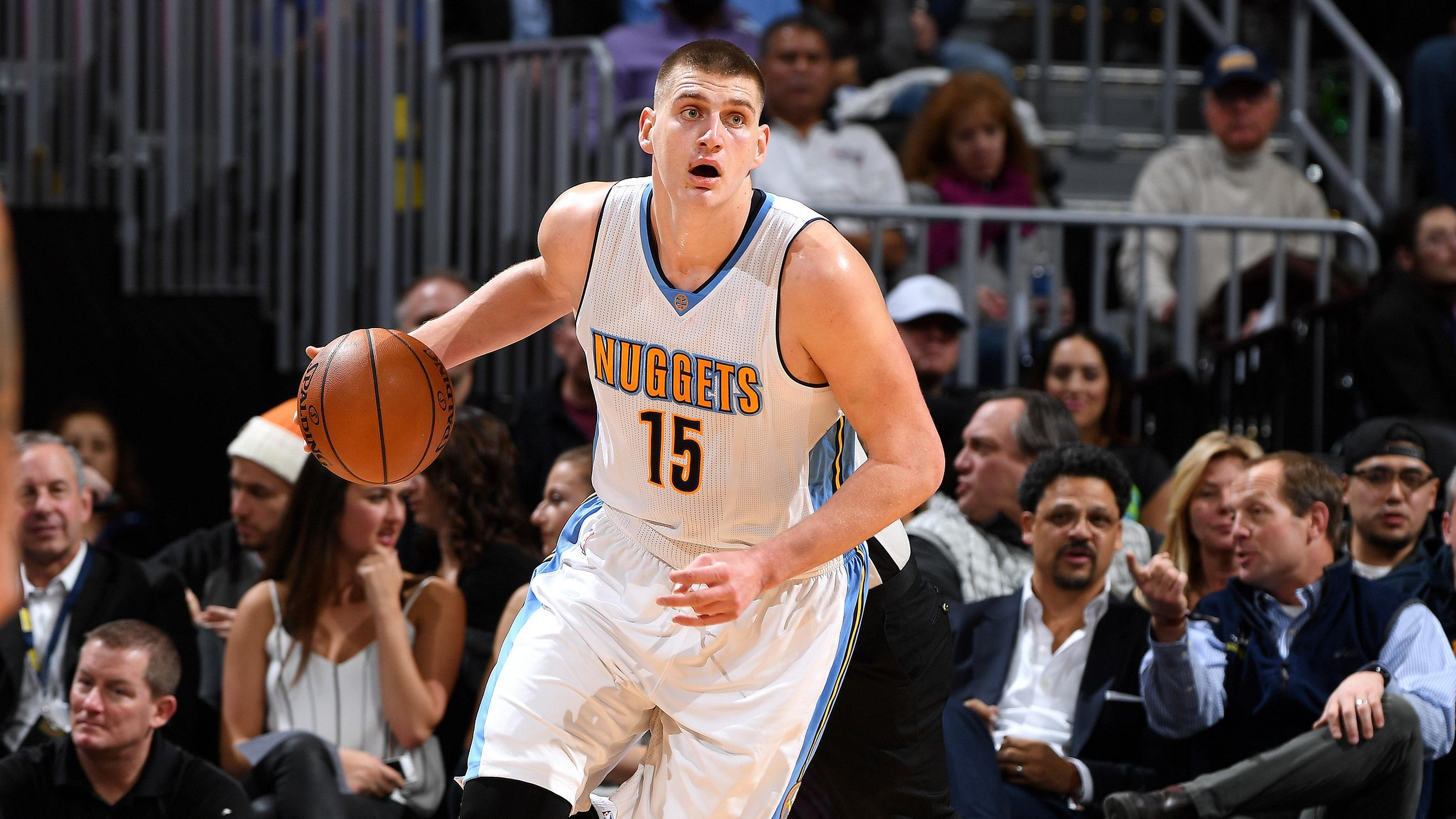 Denver's Jokic and Oklahoma City's Abrines to replace ...