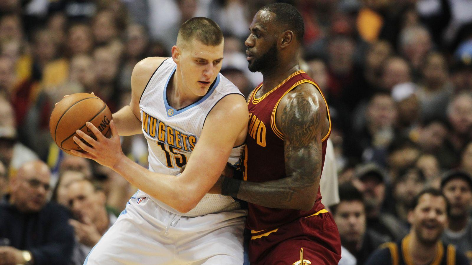 Highlights: Nikola Jokic dismantles the Cavs - Denver Stiffs