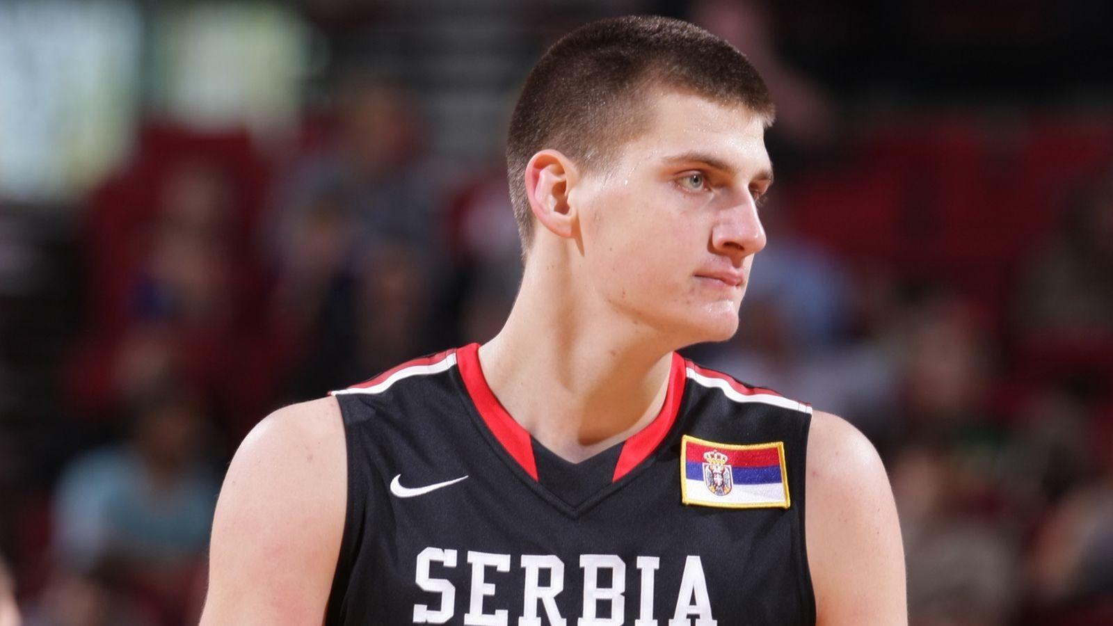 2014 NBA Draft: Denver Nuggets select Nikola Jokic 41st overall ...