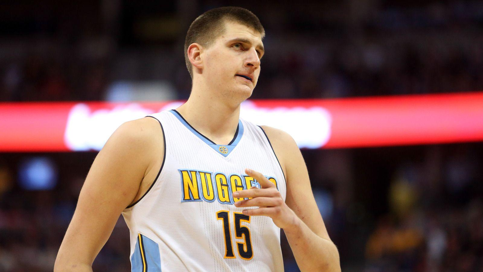 Nikola Jokic on facing Team USA in Rising Stars Challenge: 'We're ...