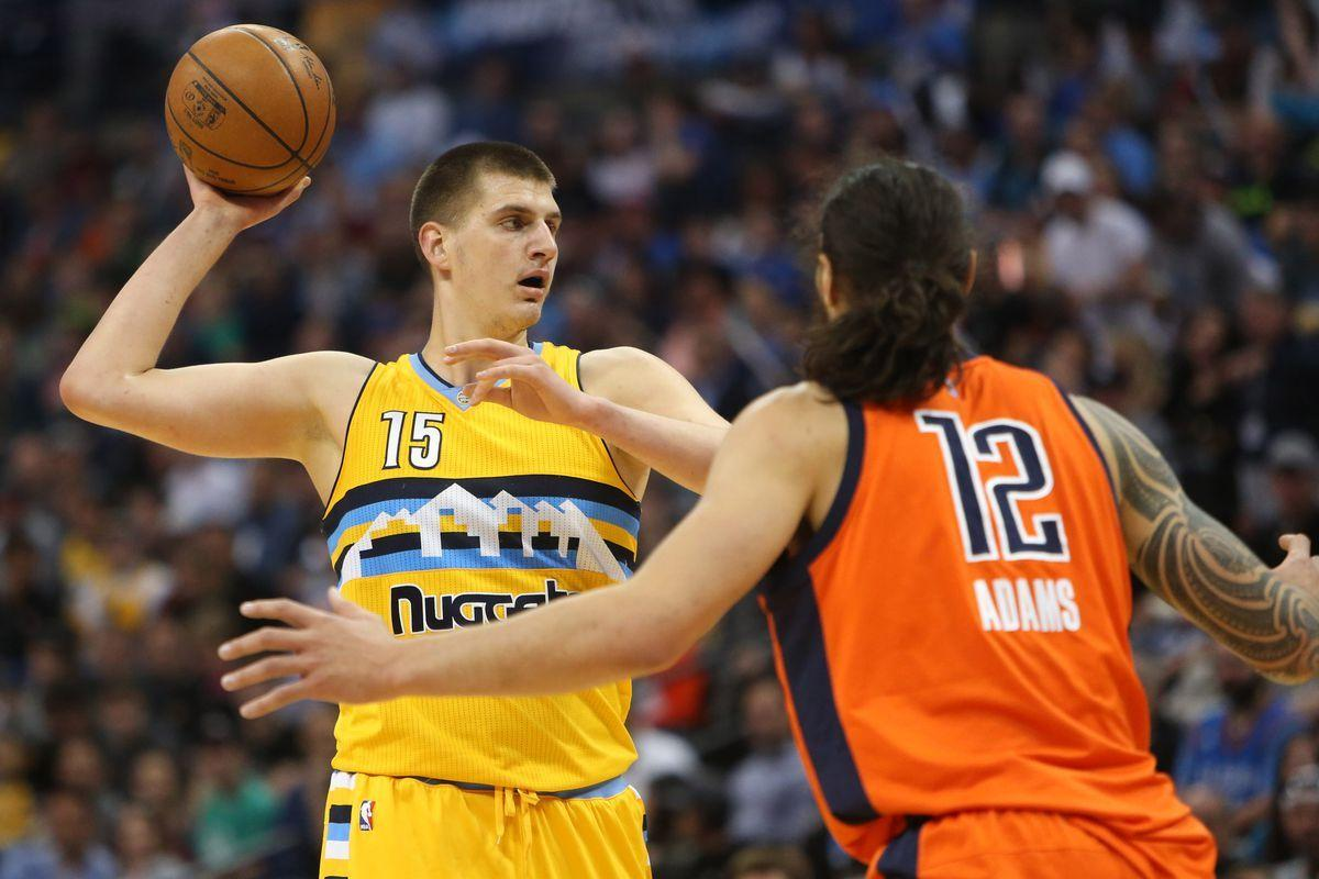 The book of Jokic: Every pass in Nikola Jokic's bag of tricks ...