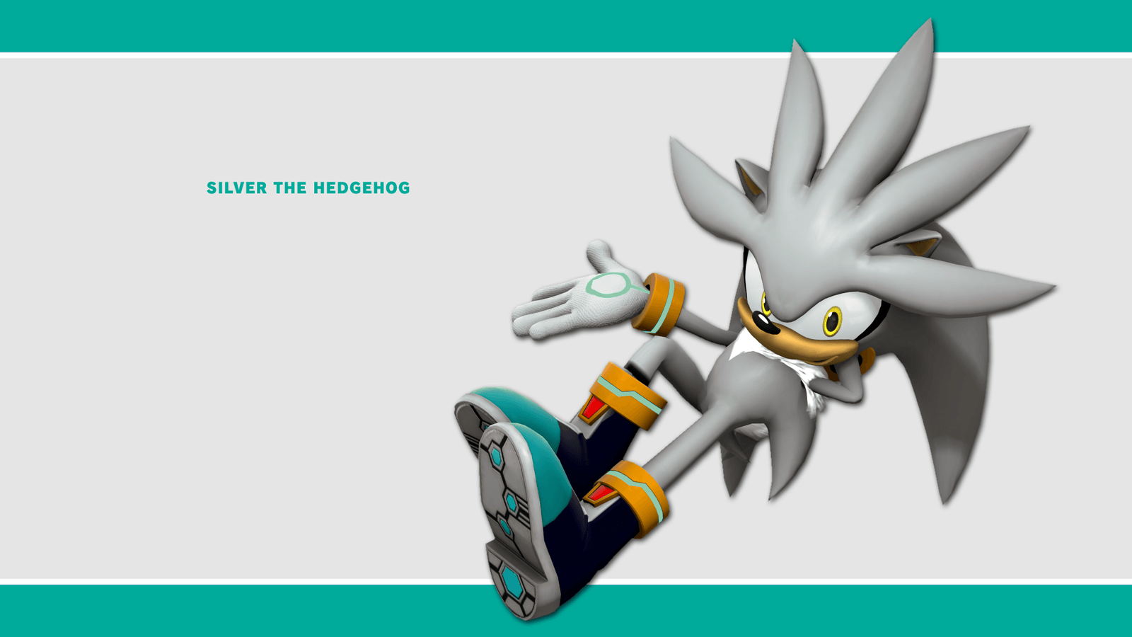 Silver The Hedgehog Wallpapers Wallpaper Cave