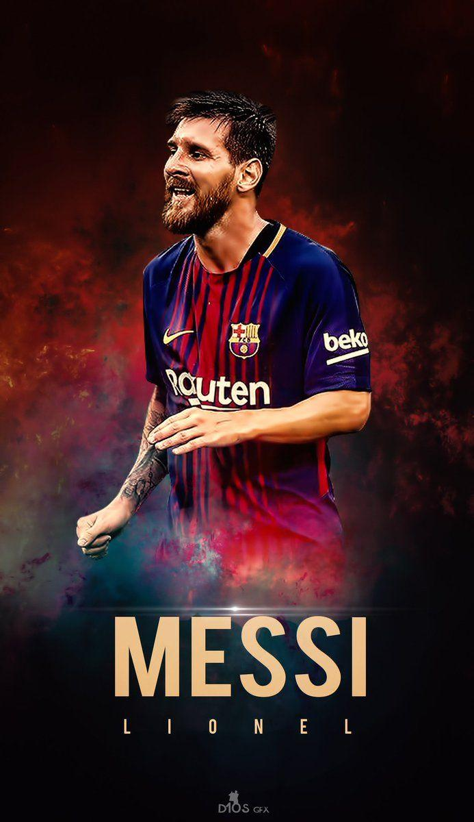 Lionel Messi 2018 Wallpapers