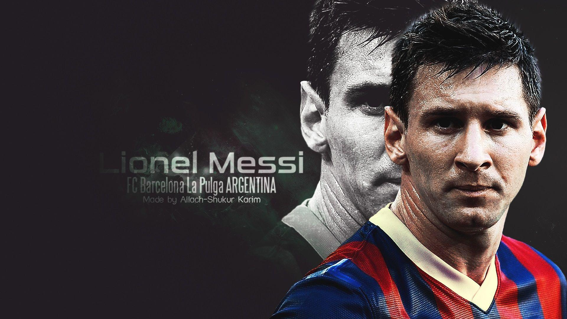 Lionel Messi FC Barcelona Wallpapers HD