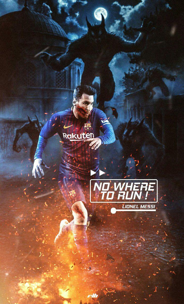 Top 70 Barca Forward Lionel Messi Wallpapers & New HD Image