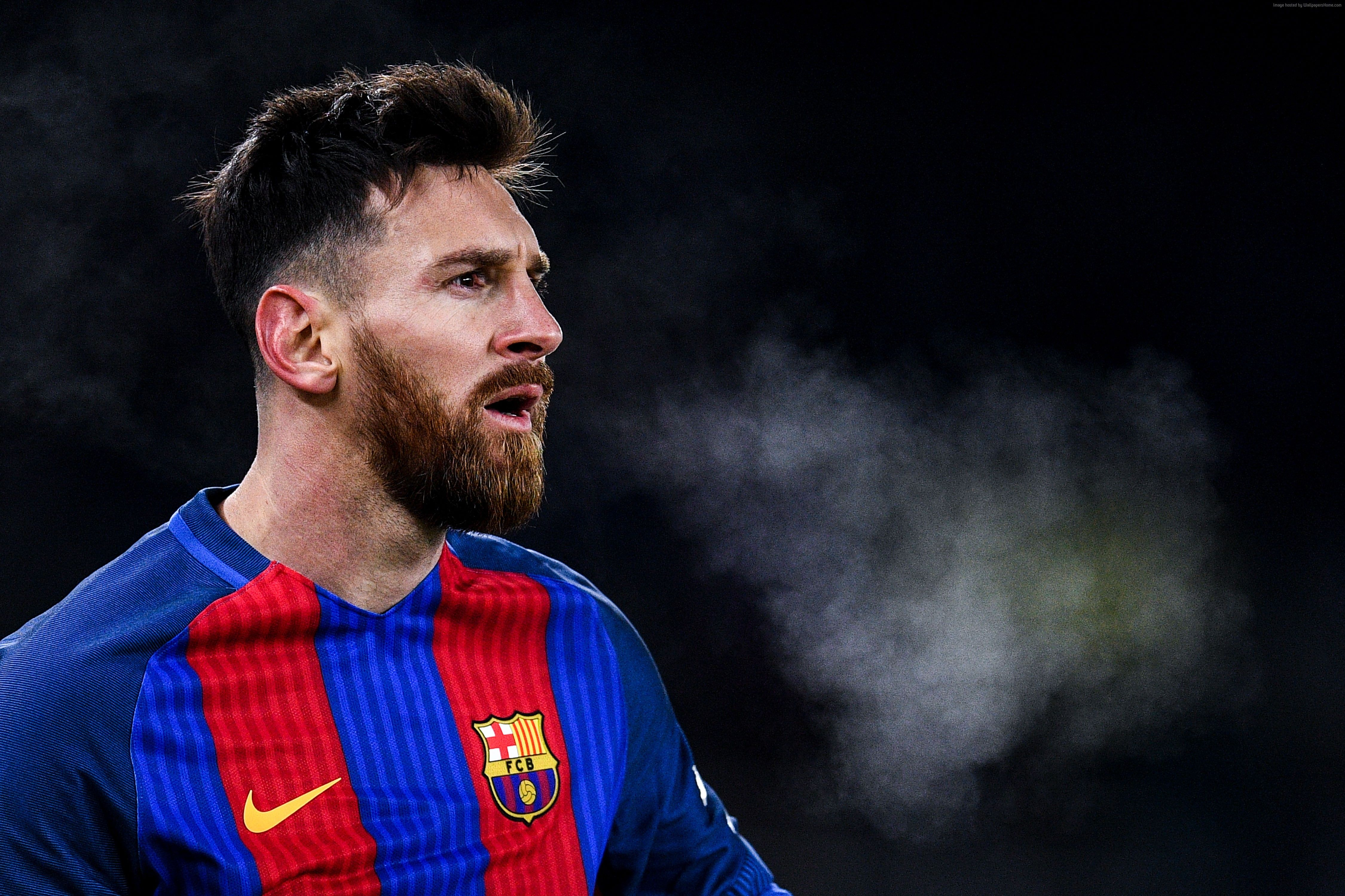 Wallpapers Lionel Messi, soccer, football, The best players 2016