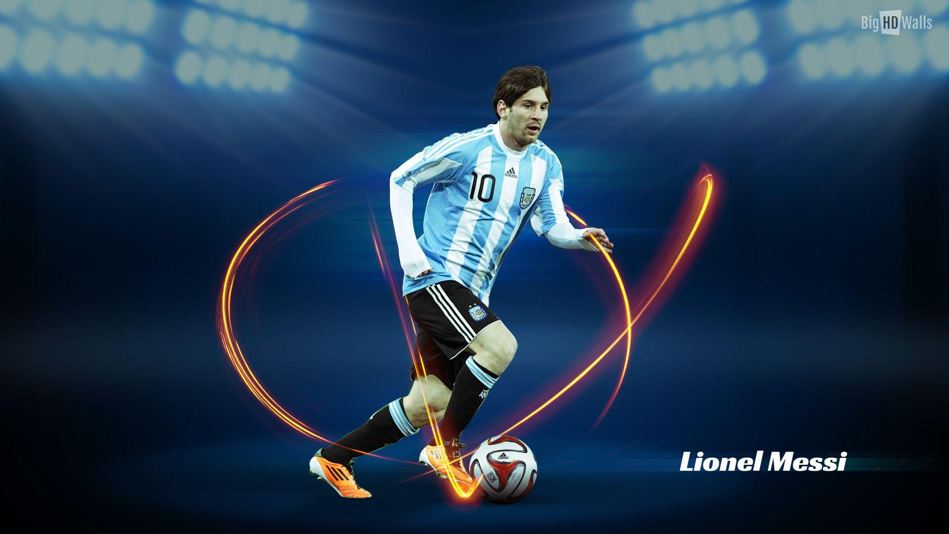 Lionel Messi HD Wallpapers