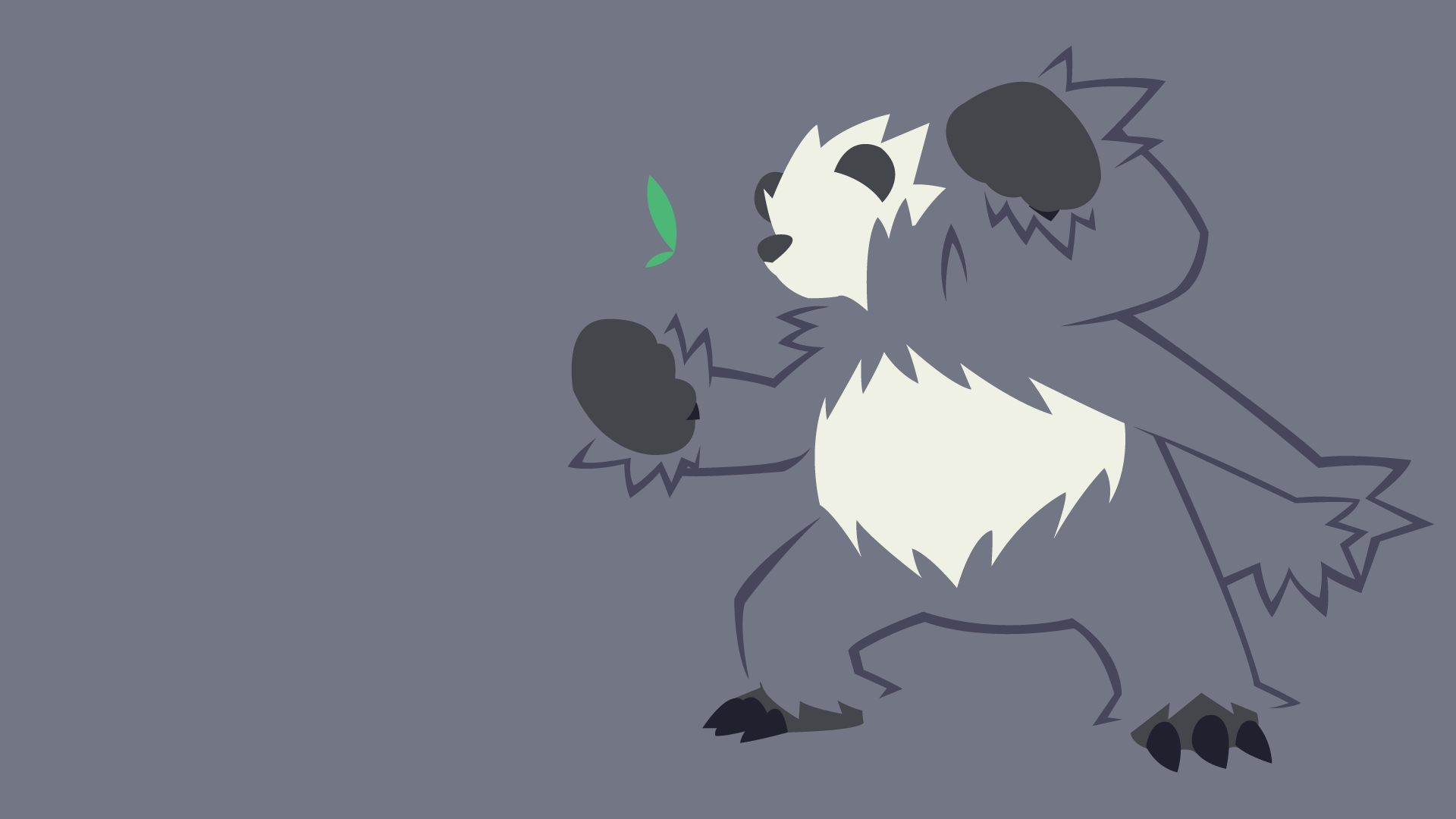 Photo Collection Pokemon Wallpapers Pangoro