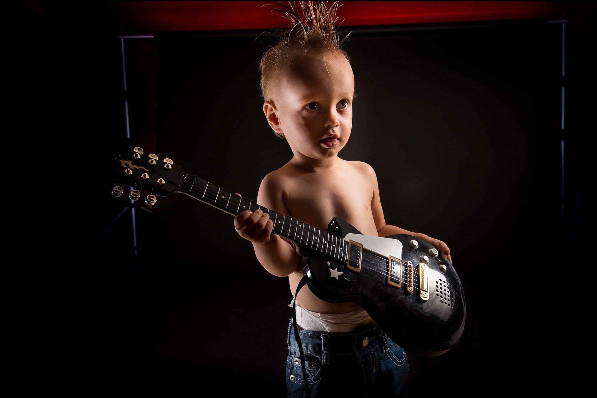boy with guitar wallpapers wallpaper cave