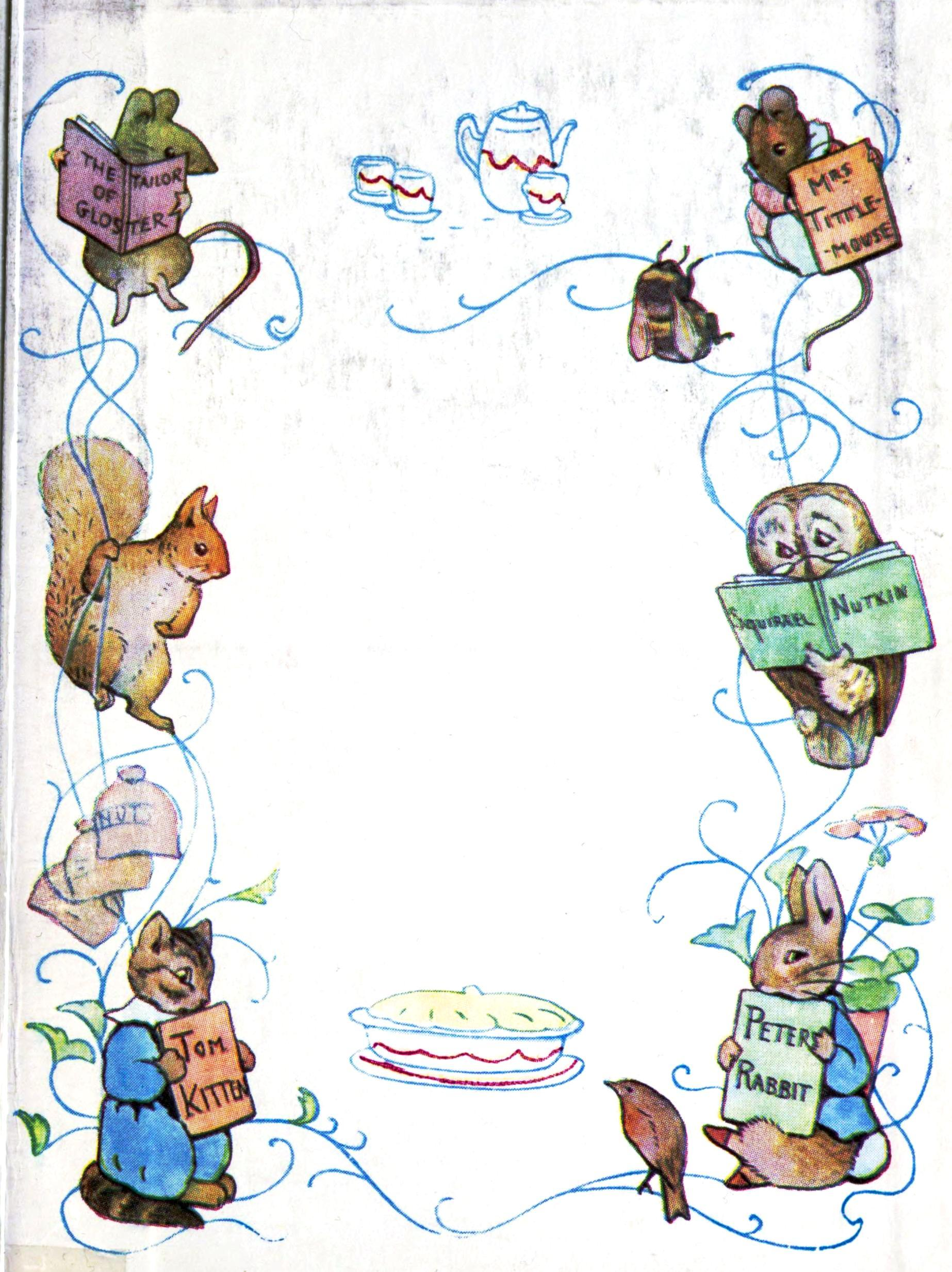 Peter Rabbit Wallpapers Wallpaper Cave