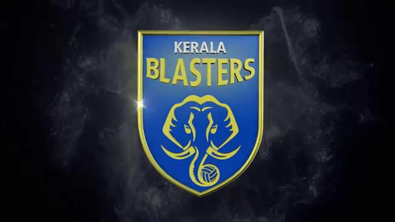 Hero ISL Team Kerala Blasters Official Crest Reveal - YouTube