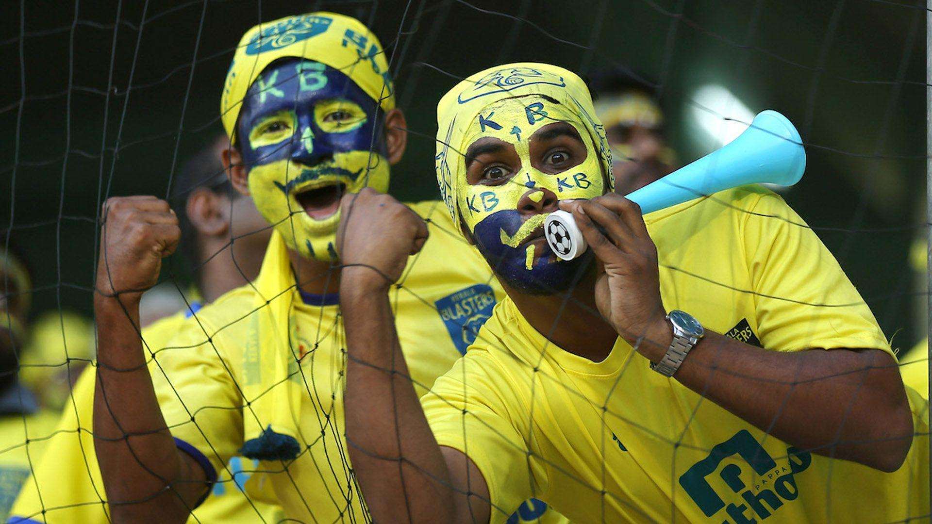 ISL 2017: Fan clubs - One slogan, a million voices | Soccer ...