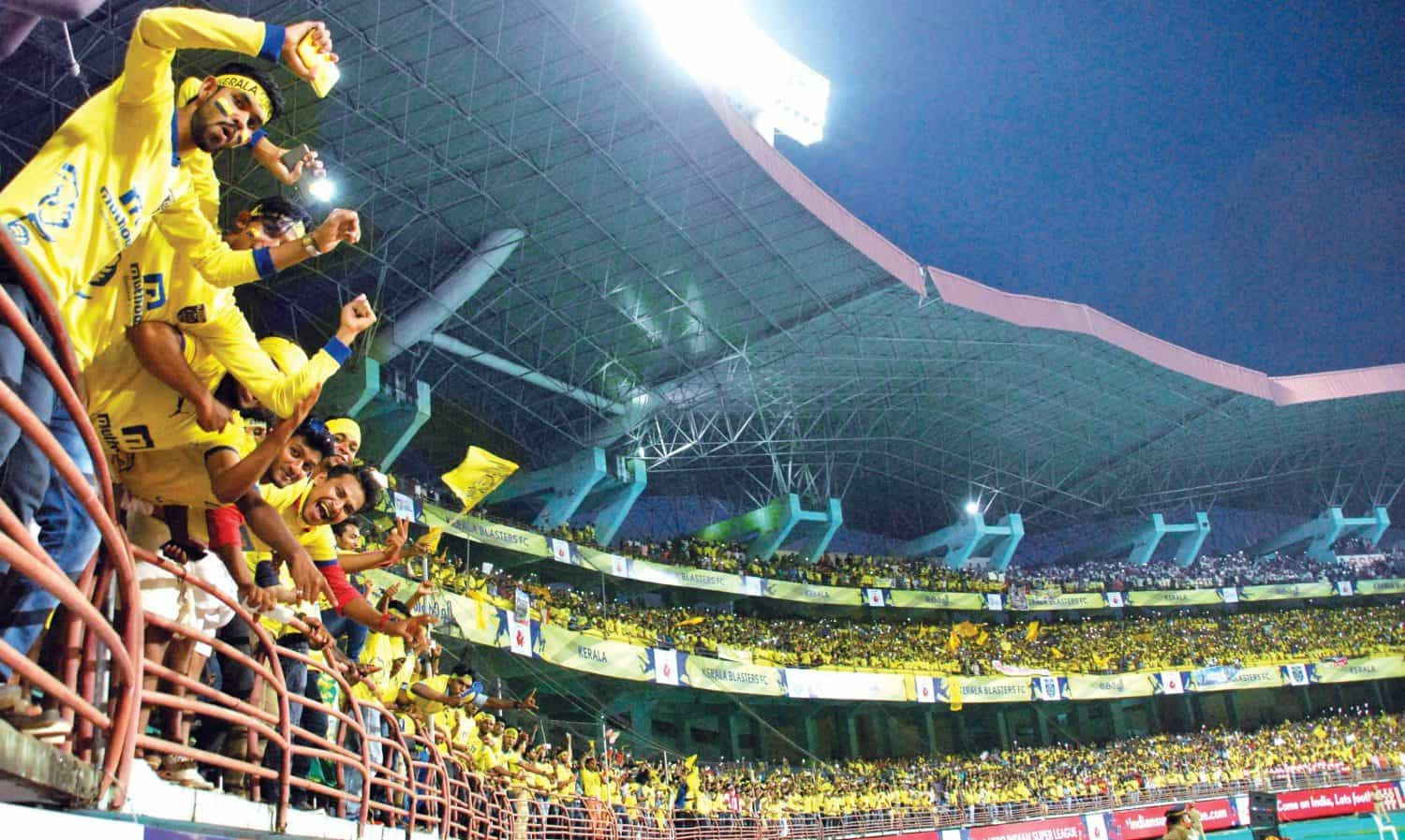 Kerala Blasters Management Plans to have Own Stadium - IFF
