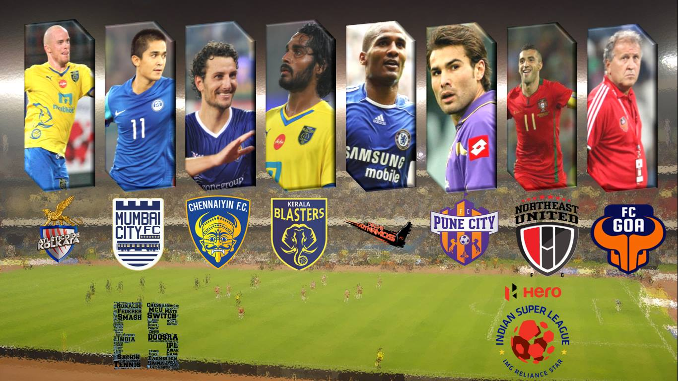 Indian Super League Season 2 : The Teams - Page 3 of 9 ...