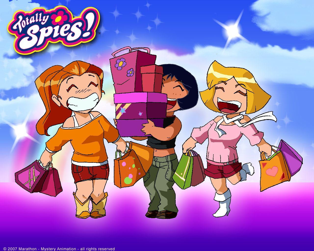 9b88d602d totally spies clover - i always love her outfits | Totally Spies .