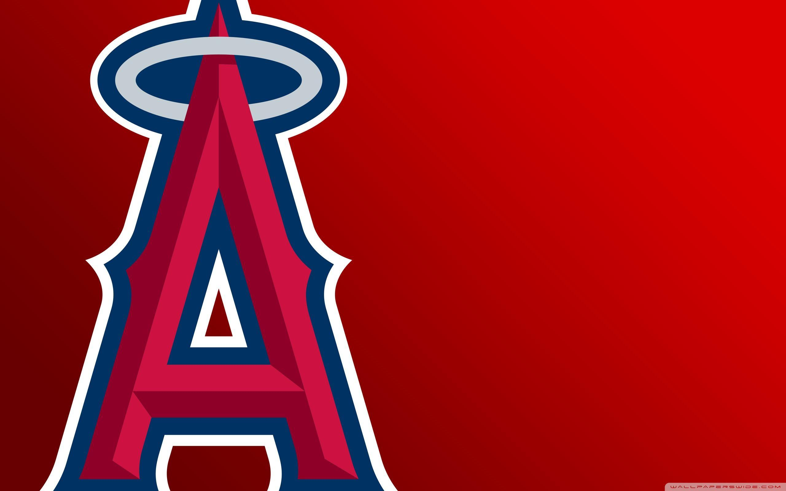 Los Angeles Angels of Anaheim Logo ❤ 4K HD Desktop Wallpapers for