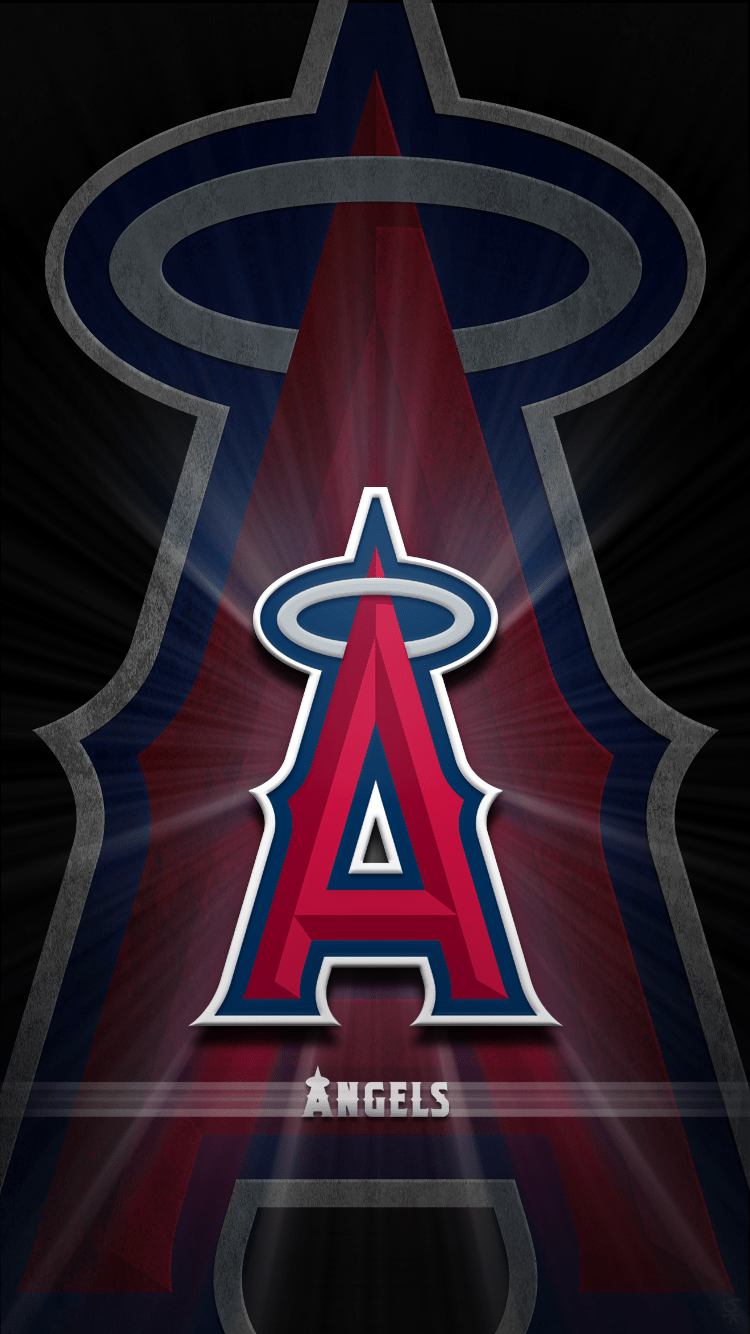 Angels Baseball Iphone Wallpapers