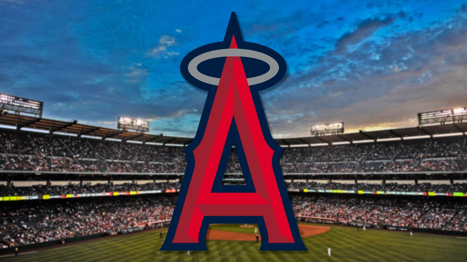 Angels Baseball Screensavers and Wallpapers