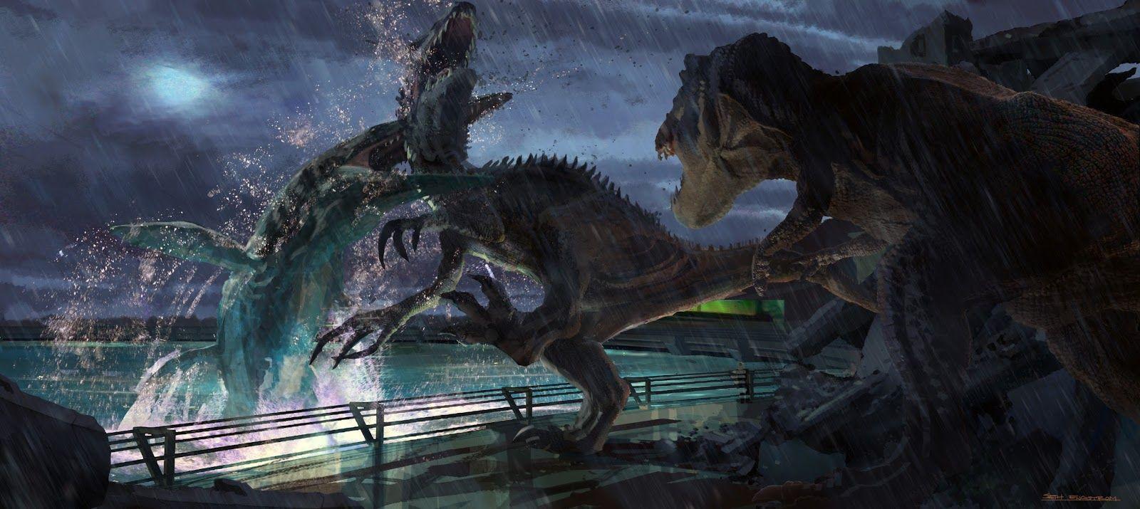 Jurassic World 2 Wallpapers - Wallpaper Cave
