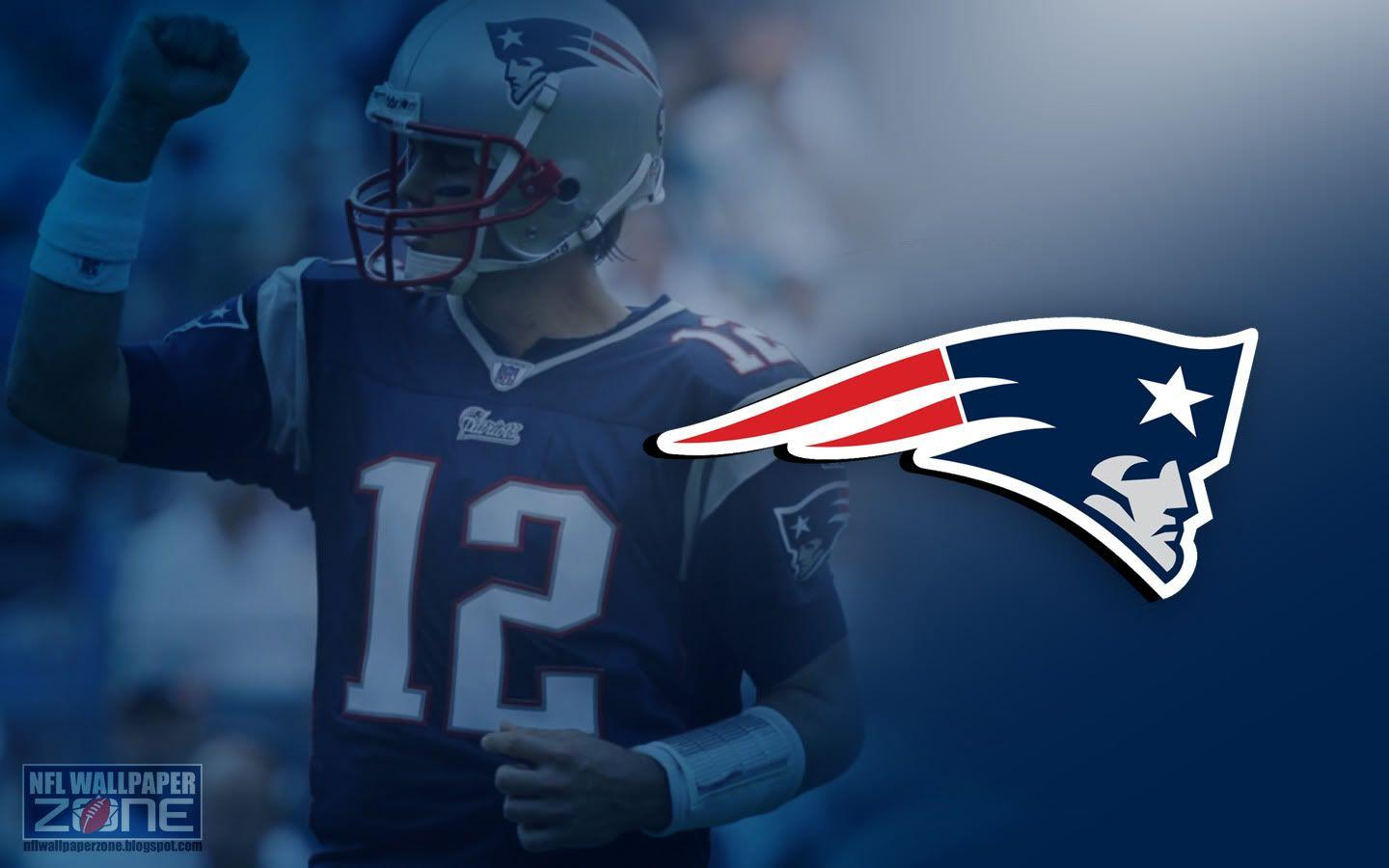 New England Patriots Tom Brady Wallpapers Wallpaper Cave