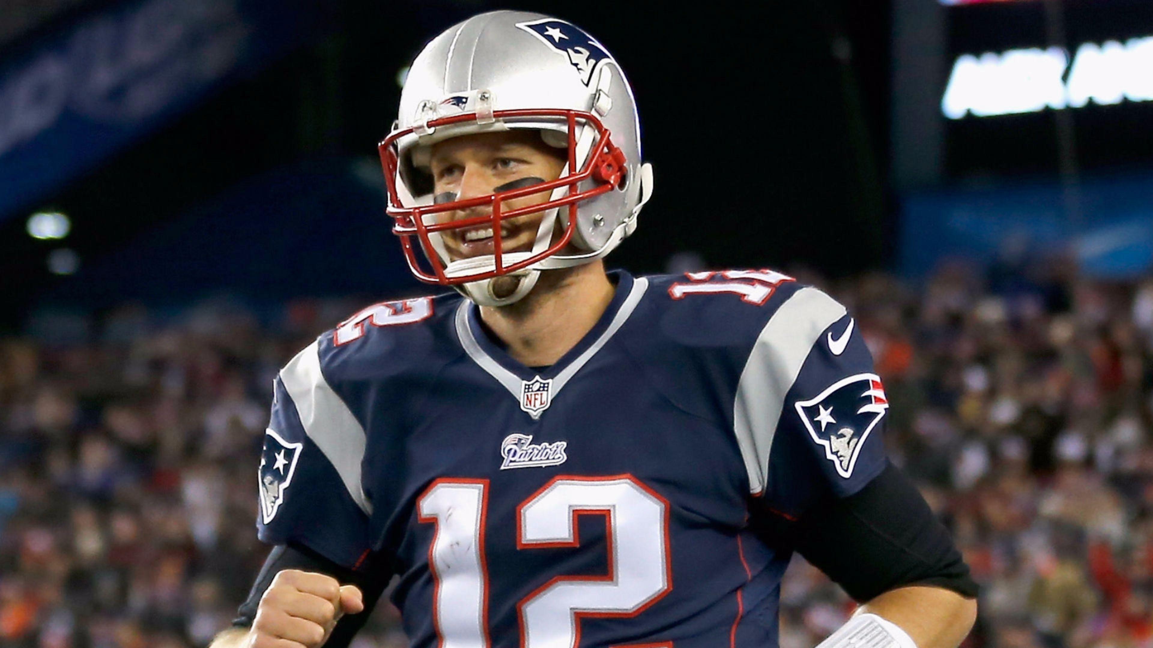 New England Patriots Tom Brady Wallpapers - Wallpaper Cave