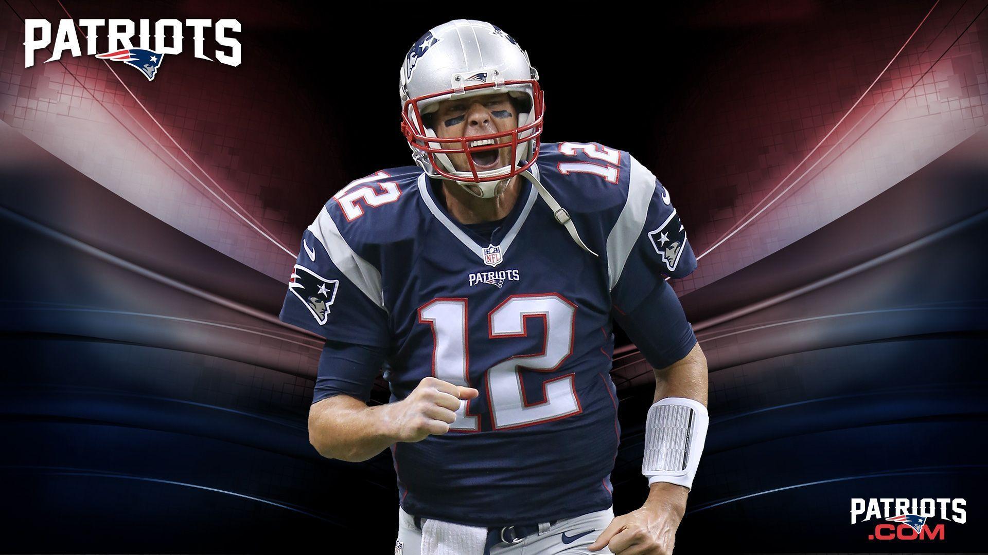 New England Patriots Tom Brady Wallpapers