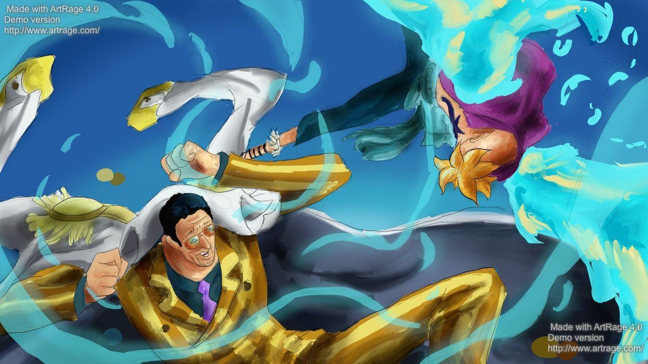 One Piece Marco Wallpapers Wallpaper Cave