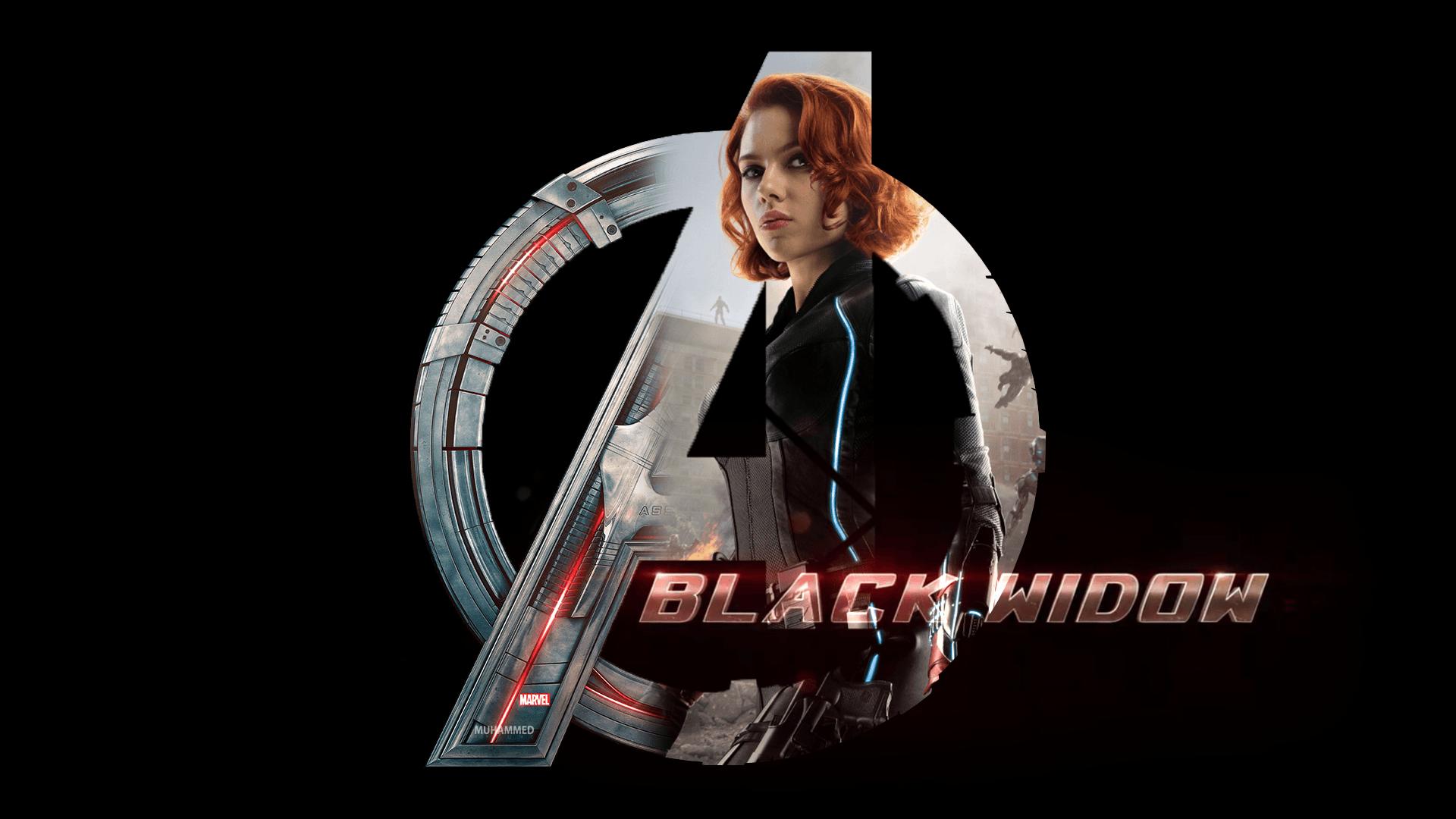 Scarlett Johansson redhead women Black Widow The Avengers .