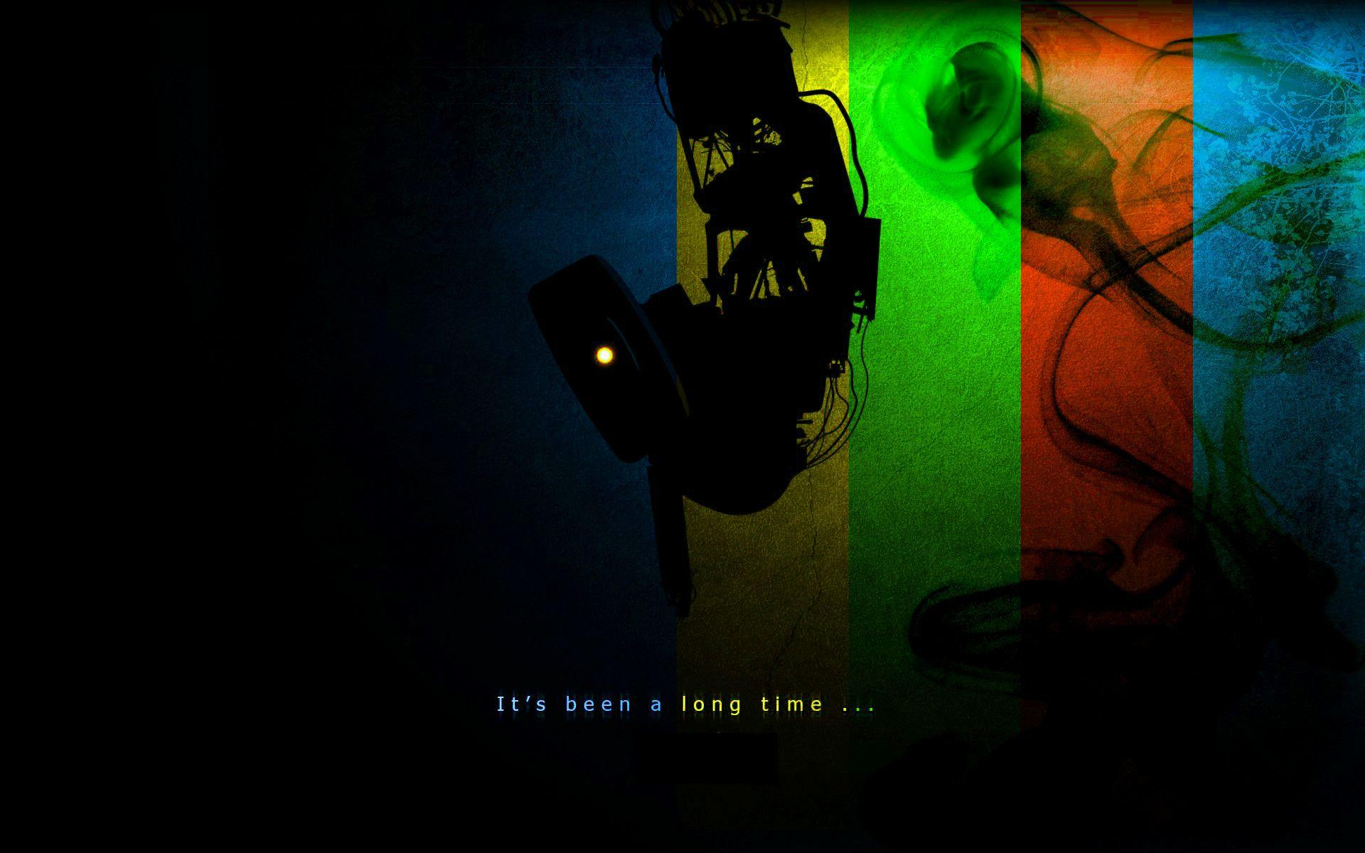 Glados Wallpapers Wallpaper Cave