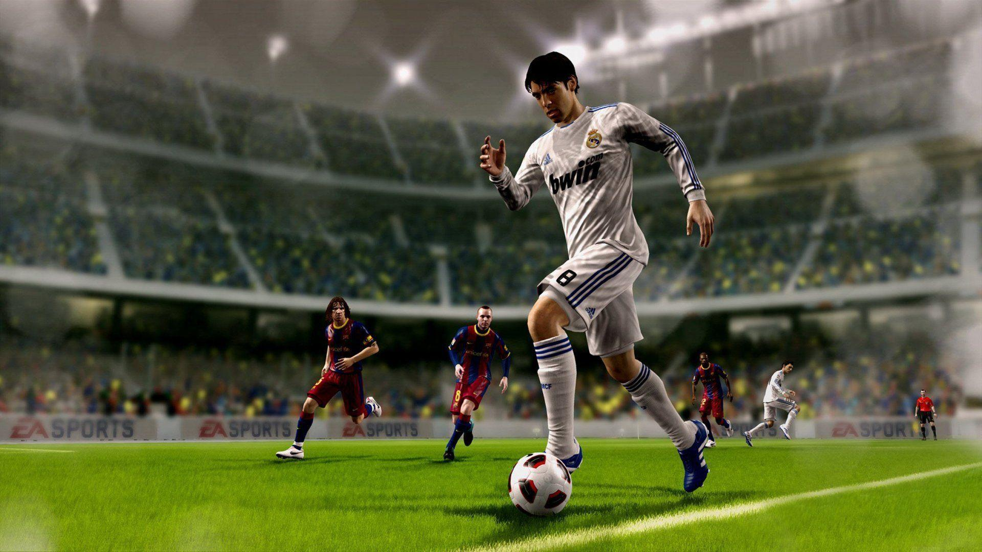 FIFA 18 Game Images HD Wallpapers