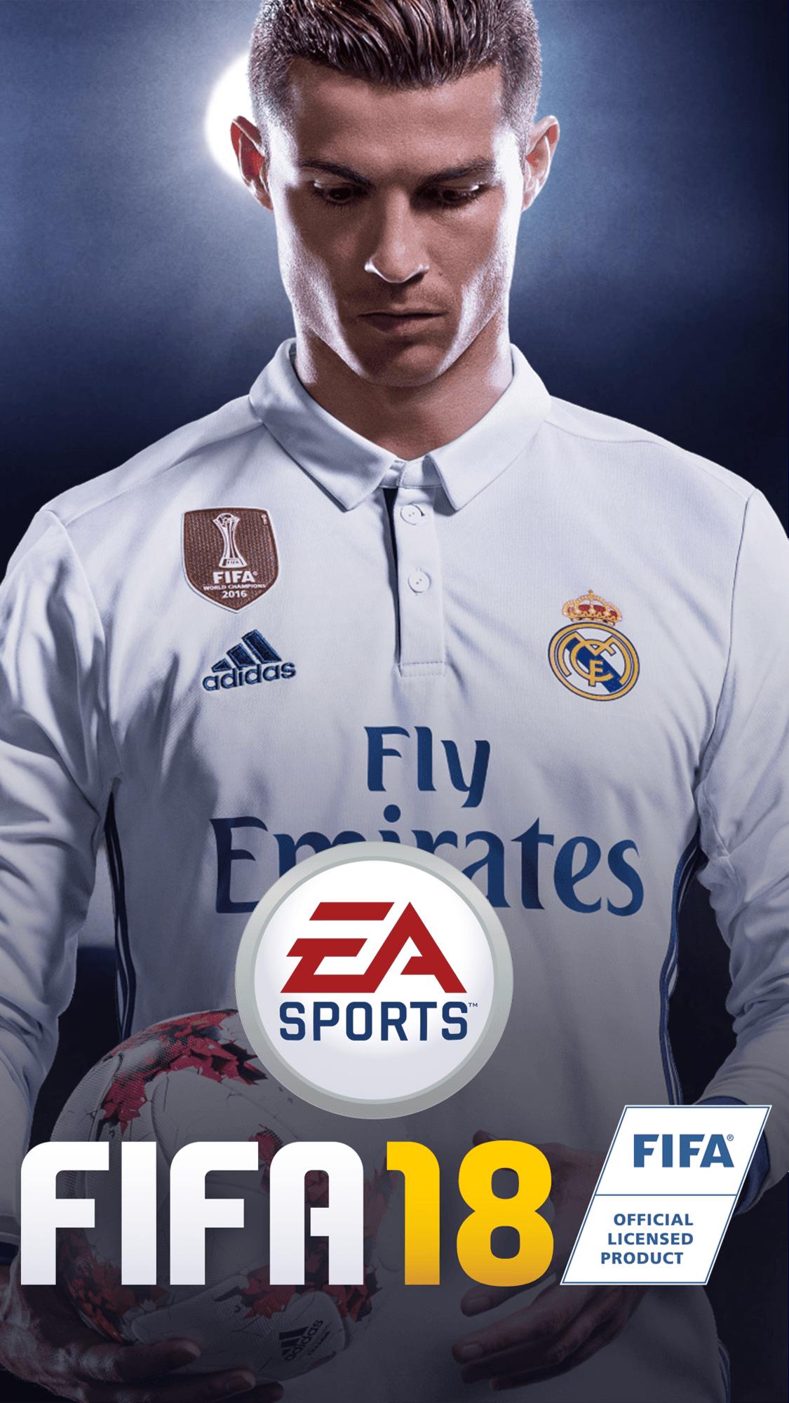 FIFA18 Wallpaper Mobile By Hokage455 On DeviantArt