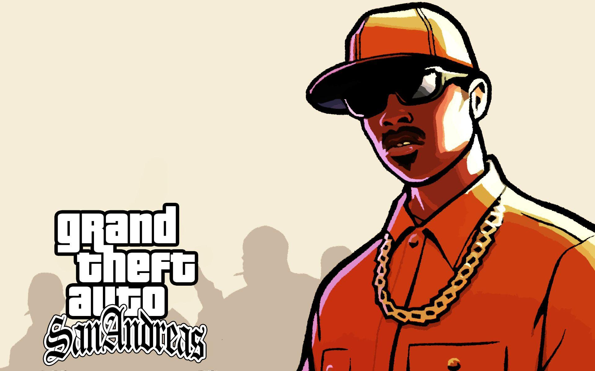 Grand Theft Auto San Andreas Wallpapers