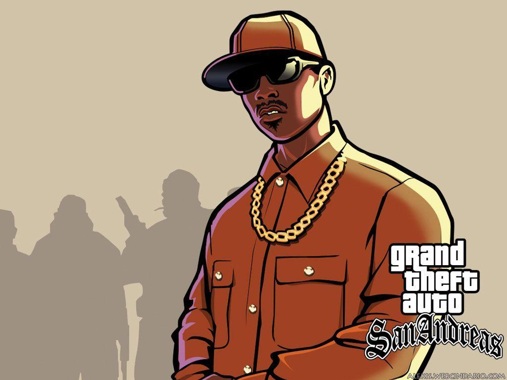 Grand Theft Auto San Andreas Wallpapers Wallpapers