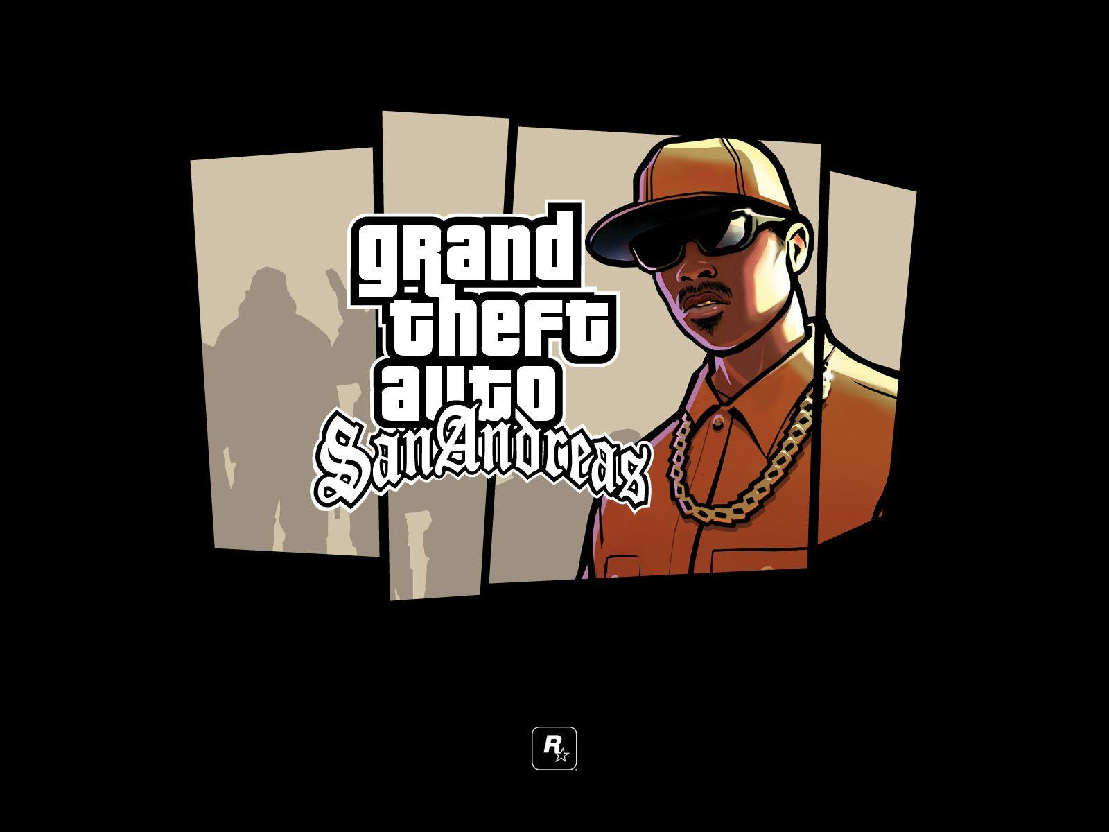 Theft Auto San Andreas HD Wallpapers