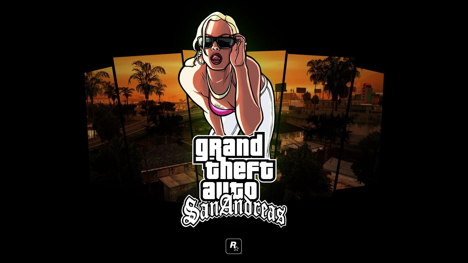 Gta San Andreas, HD Games, 4k Wallpapers, Image, Backgrounds