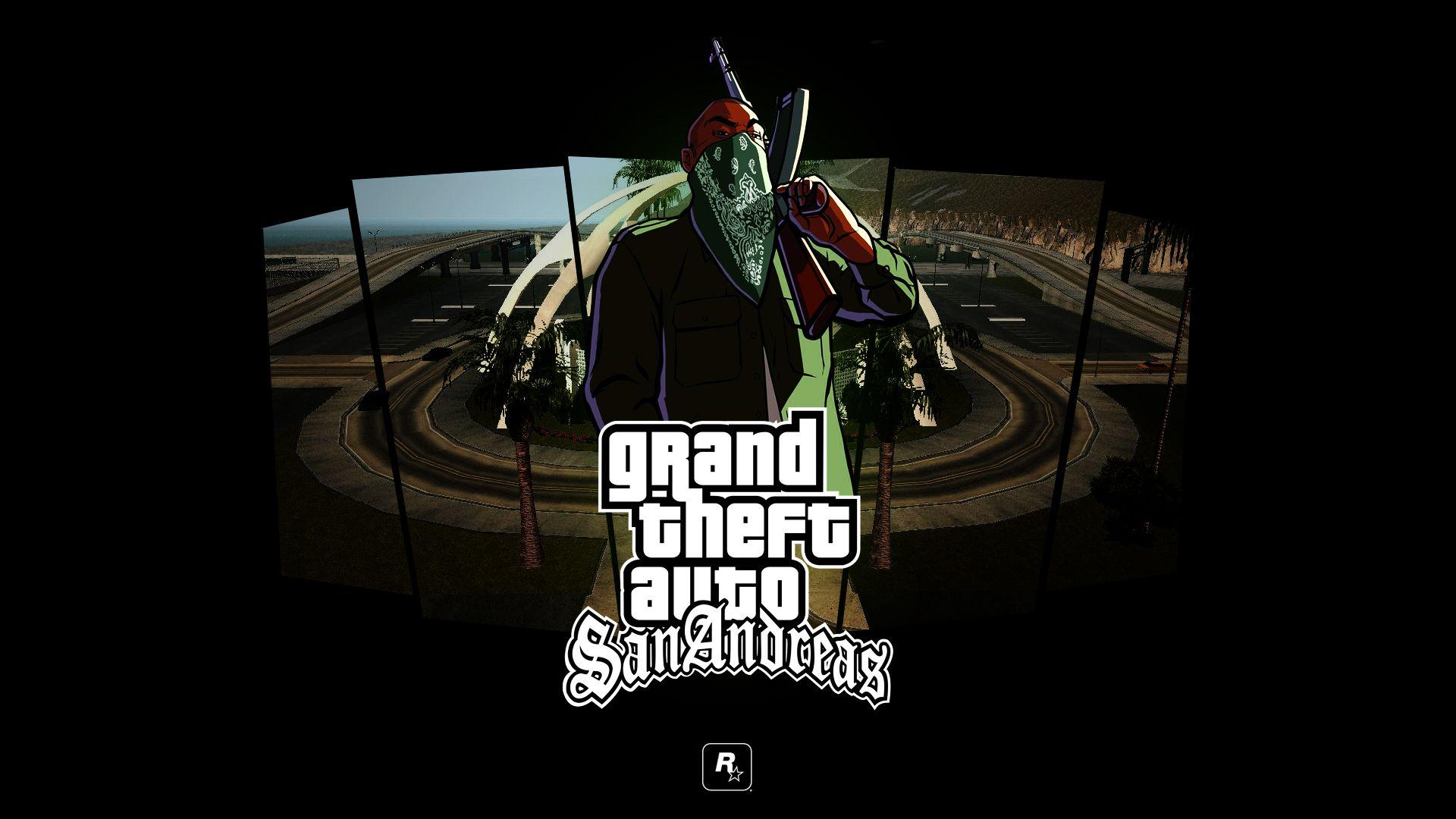 GTA San Andreas wallpapers 10