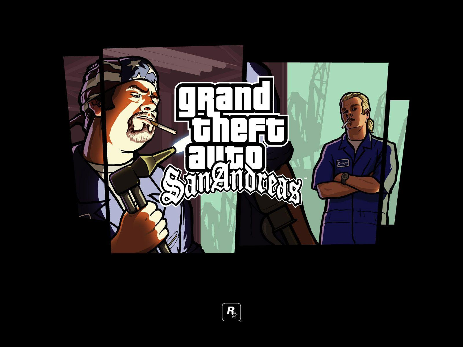 GTA San Andreas Jethro Wallpapers