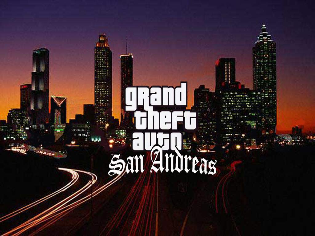Aida Shaw: grand theft auto san andreas wallpapers hd