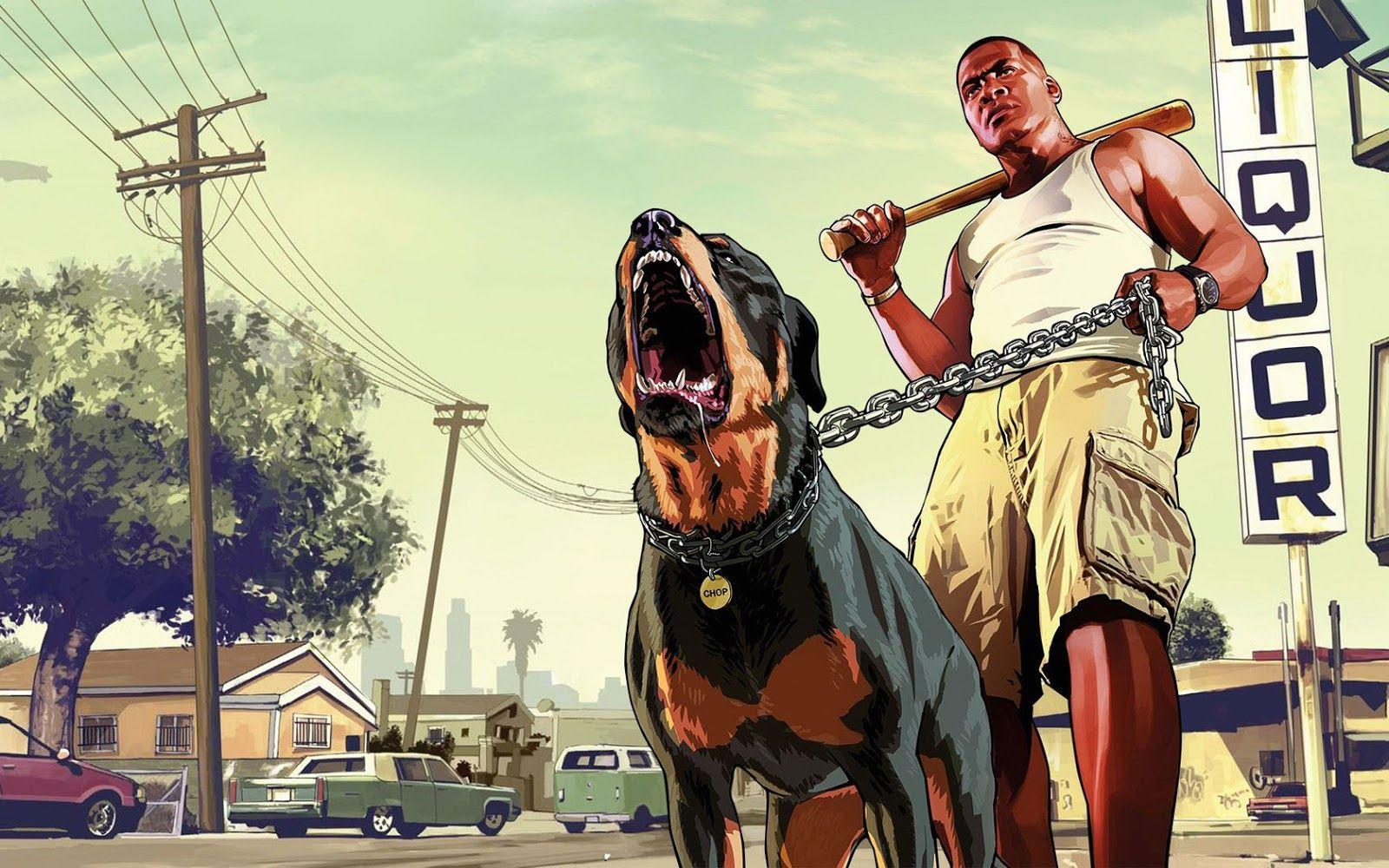 GTA V wallpapers HD 5