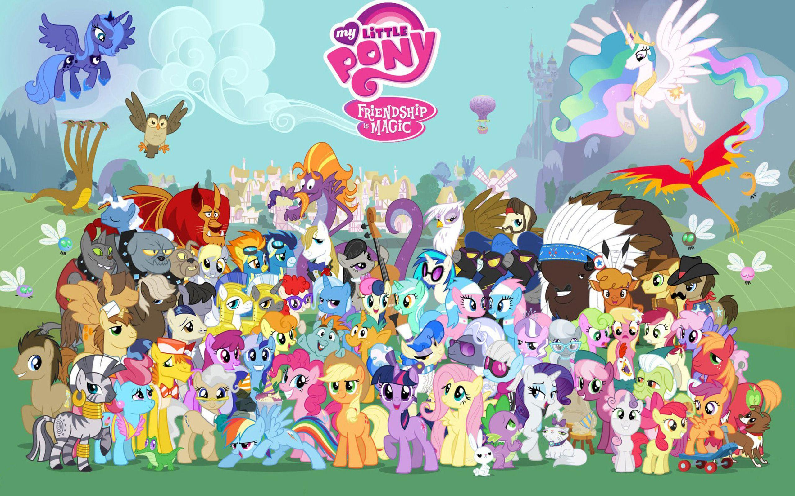 My Little Pony Wallpapers HD