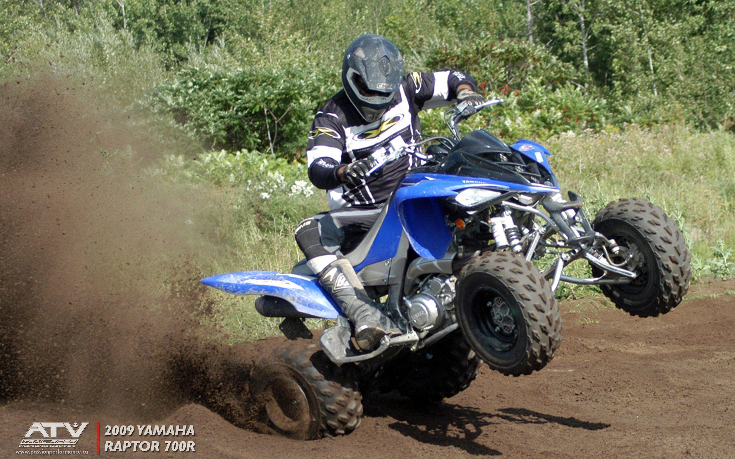 YAMAHA RAPTOR atv quad offroad motorbike bike dirtbike f wallpapers
