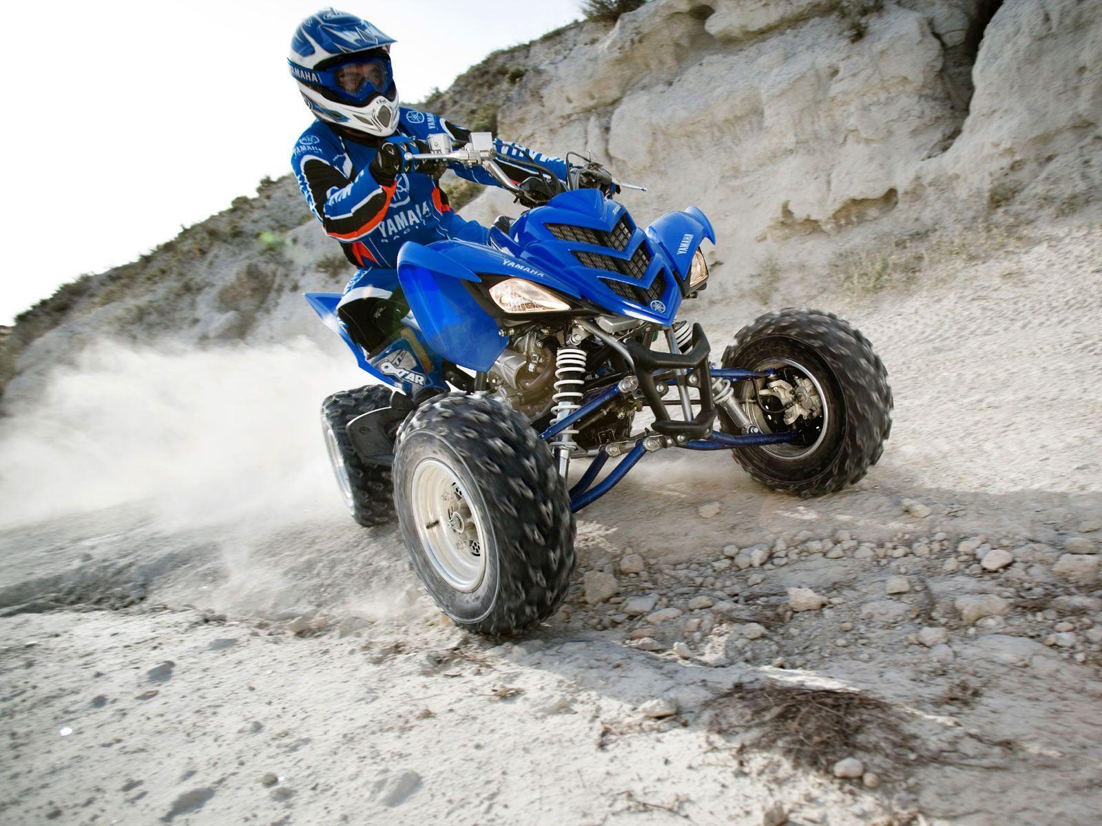 YAMAHA RAPTOR atv quad offroad motorbike bike dirtbike d wallpapers