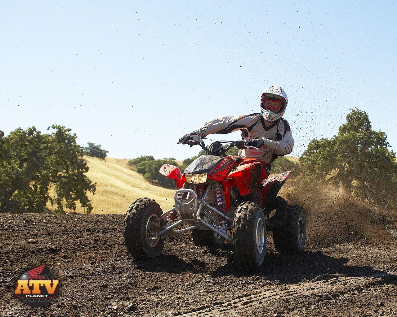 Honda ATV HD Wallpapers