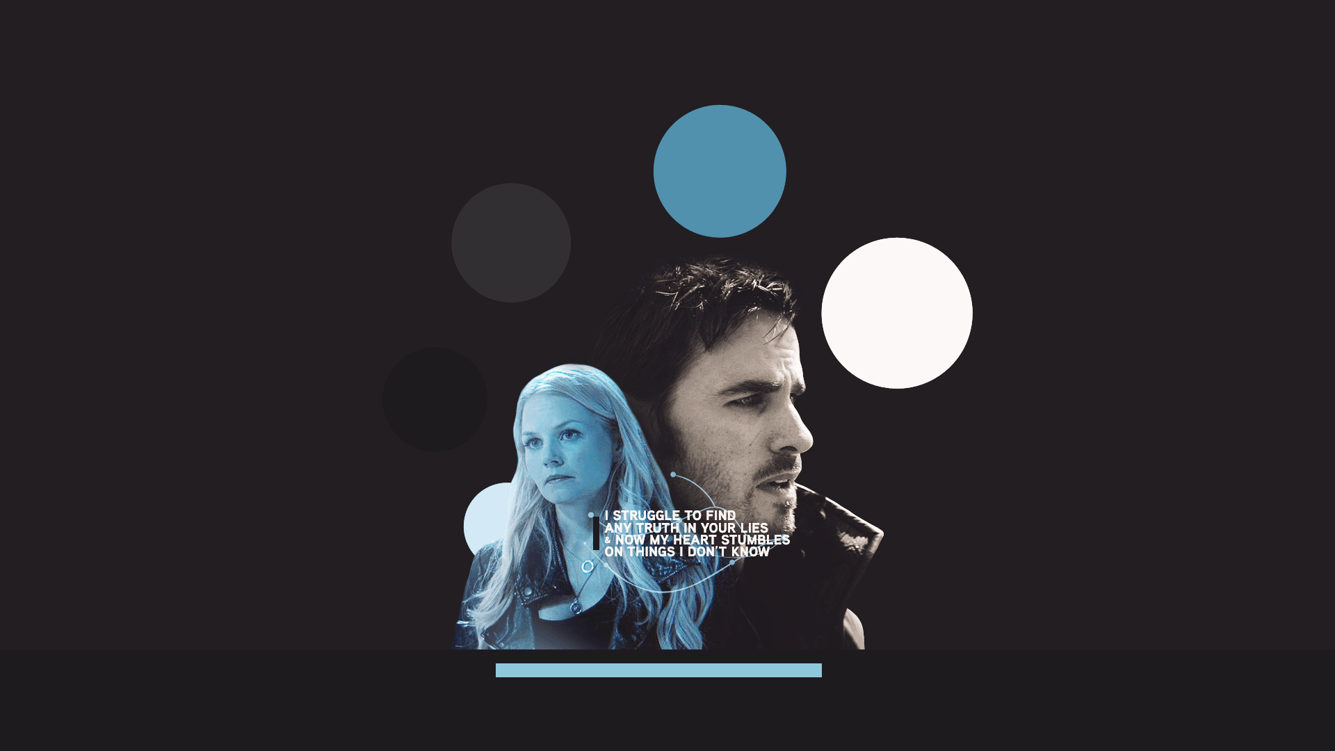 Emma And Hook Wallpapers Wallpaper Cave