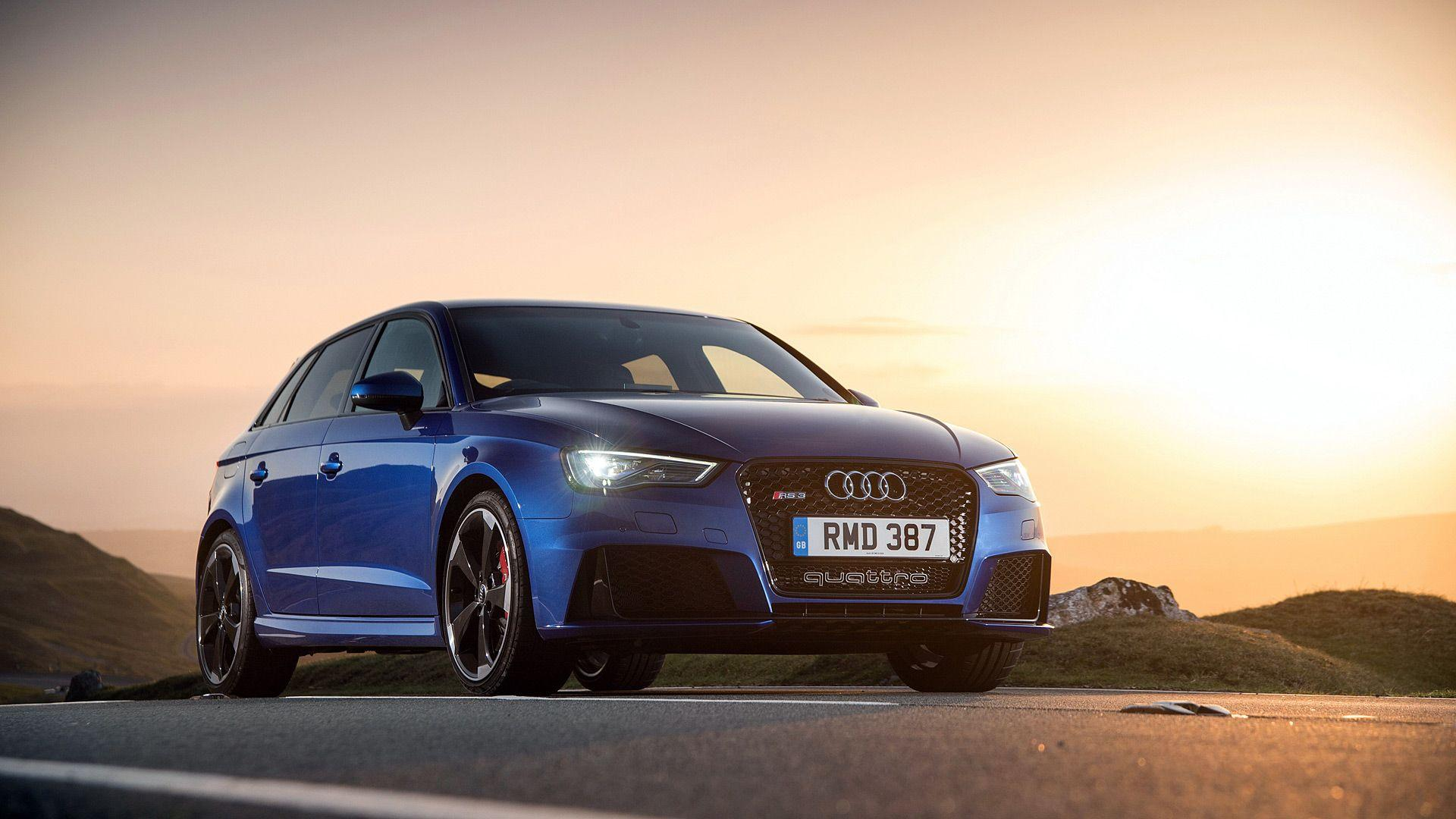 2016 Audi RS3 Sportback Wallpapers & HD Image